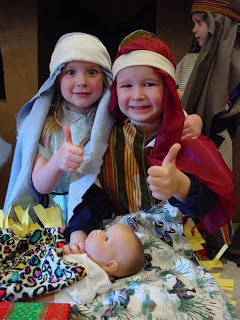 Our 2008 Nativity Pageant